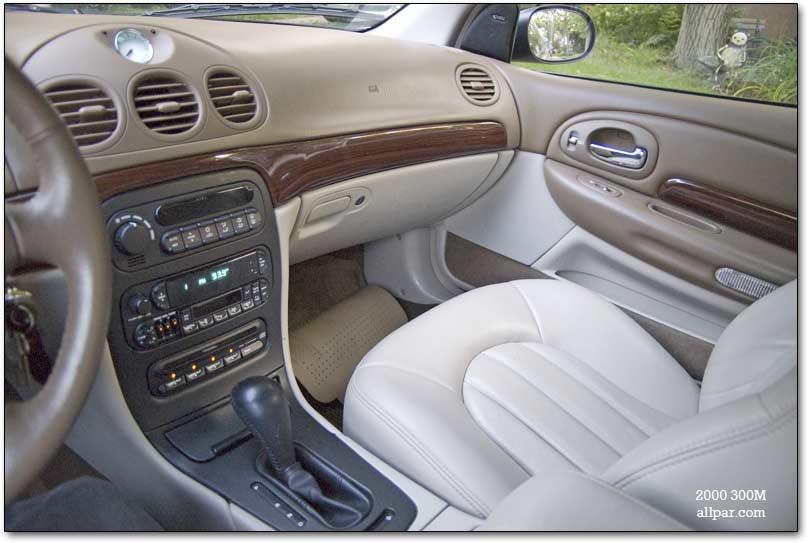 download Chrysler 300M Concorde workshop manual