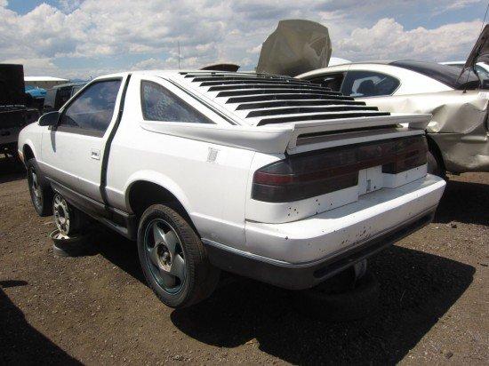 download Chrysler Daytona workshop manual