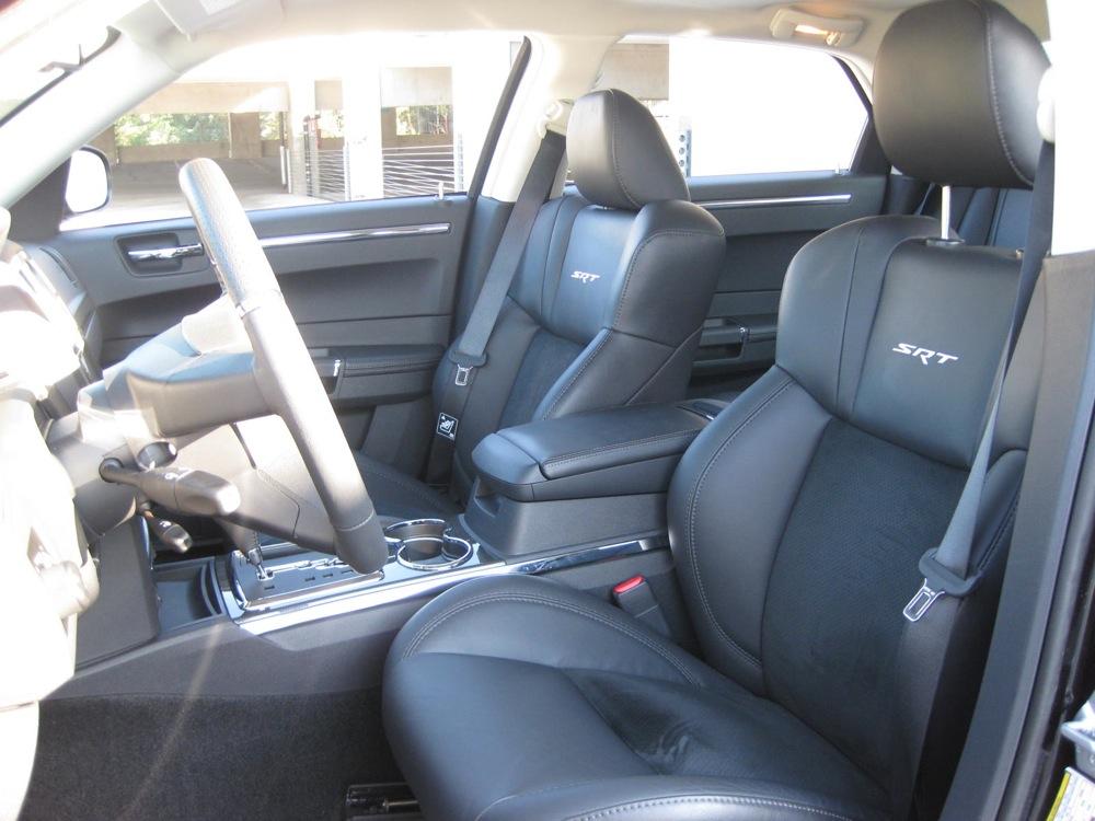download Chrysler SRT 8 workshop manual