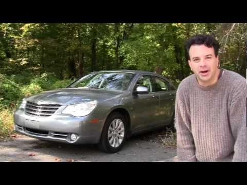 download Chrysler Sebring Sedan workshop manual