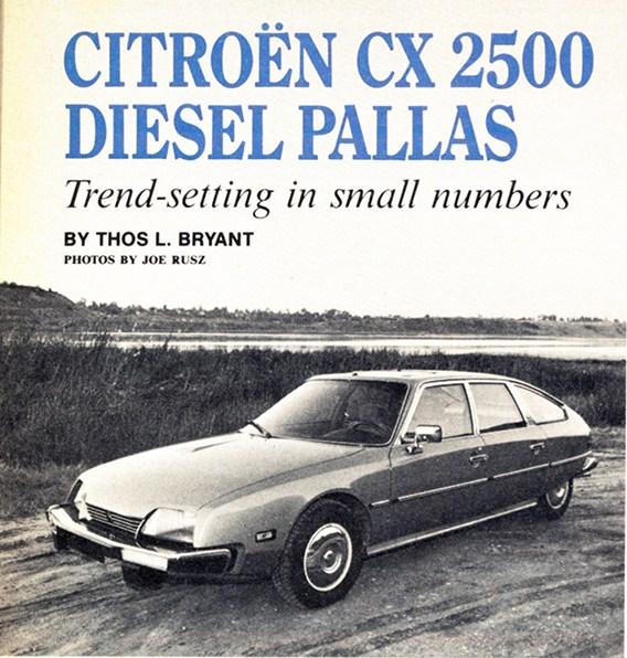 download Citroen CX workshop manual