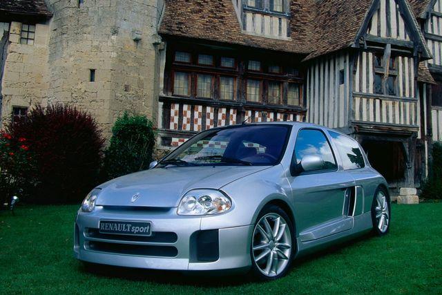 download Clio V6 Renault Sport workshop manual