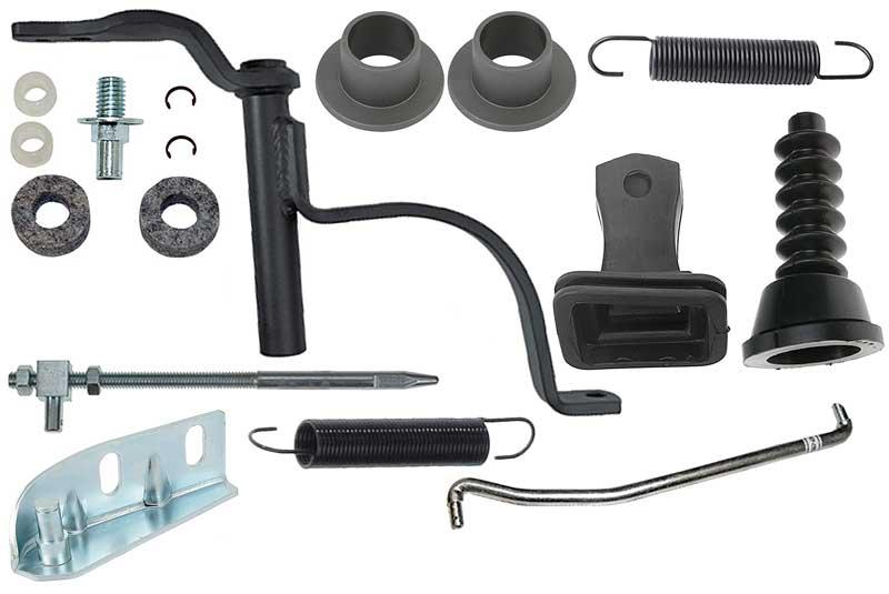 download Clutch Fork Dust Boot 390 427 428 V8 4 Speed Transmission workshop manual