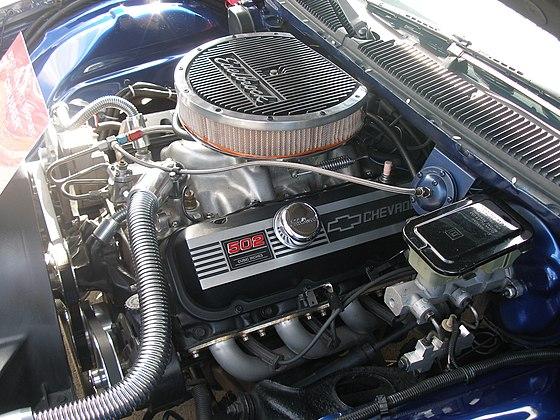 download Corvette 427 454 workshop manual