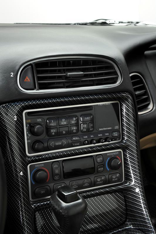 download Corvette American Car Craft Door Trim Brushed Aluminum With Memory Seats workshop manual