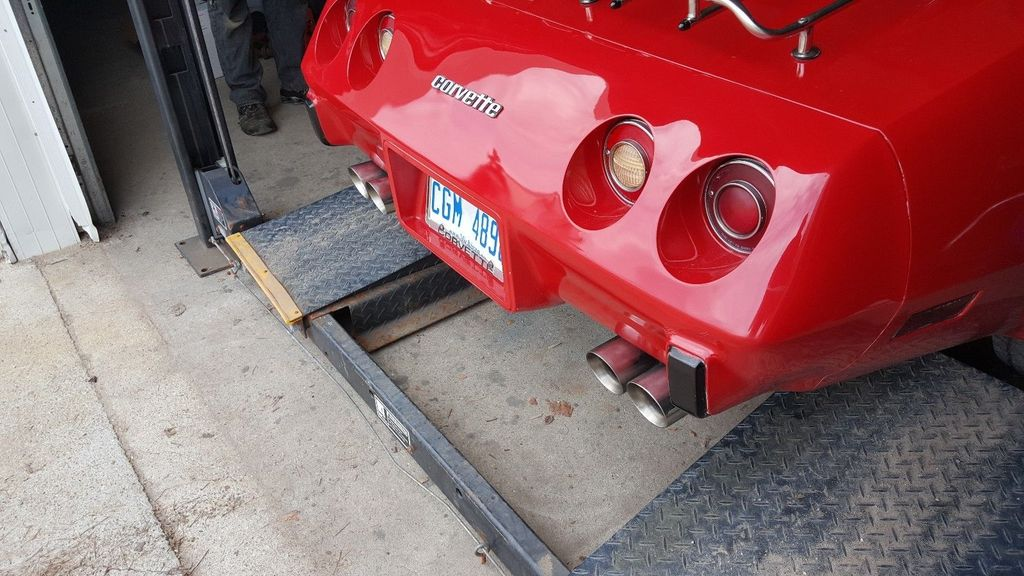 download Corvette Chambered ExhaustAluminized Small Block workshop manual