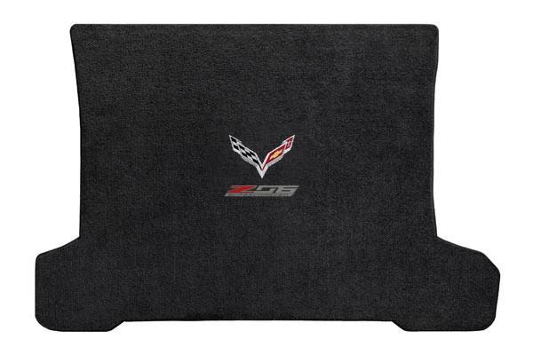 download Corvette Convertible Lloyd Mats Jet Cargo Mat GS + Flags Logo workshop manual