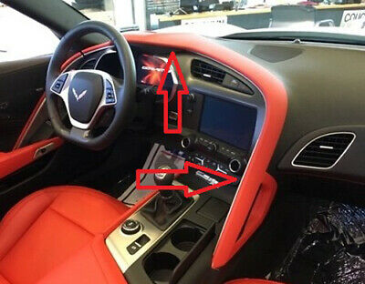 download Corvette Door Panel Armrest Molding workshop manual