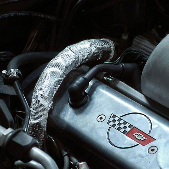 download Corvette EGR Pipe Cover Medium Size Hook Loop Closure workshop manual