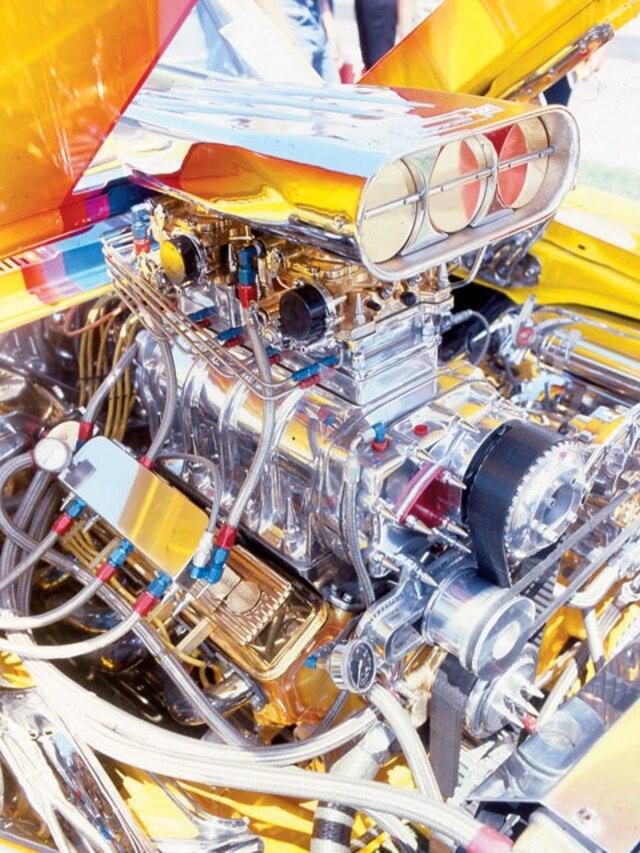 download Corvette Fan Blade 5 Blade 427ci workshop manual
