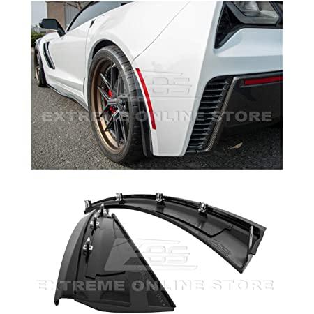 download Corvette Fender Skirt Splash Shield Left Lower Rear workshop manual