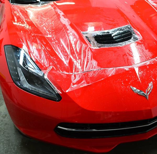 download Corvette Front Bumper Extension Solid Style workshop manual