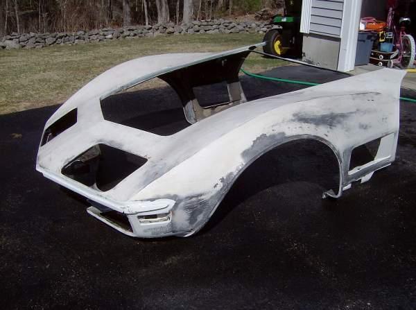 download Corvette Front End Jig Fit Assembled workshop manual