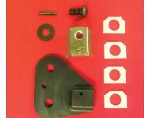 download Corvette Front Outer Seat Track Bracket Left workshop manual