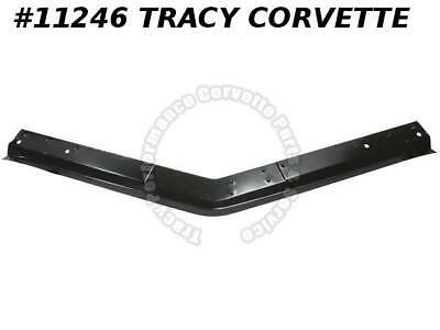 download Corvette Header Bar Reinforcement Bracket Plate Stainless Steel workshop manual