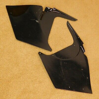 download Corvette Interior Kick Panel Left Fiberglass workshop manual