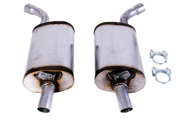 download Corvette Mufflers Aluminized 2 workshop manual