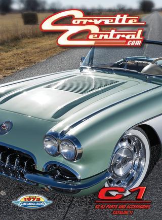 download Corvette Rocker Molding Nuts workshop manual