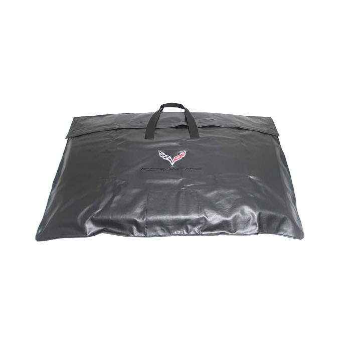 download Corvette Roof Panel Bags C3 Embroidered Black With Logo workshop manual