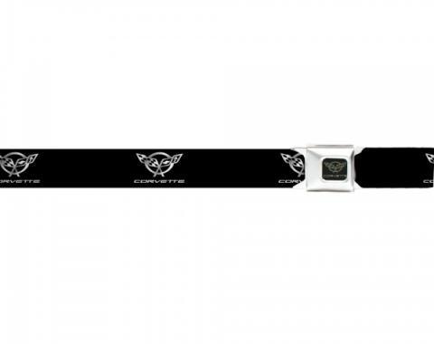 download Corvette Seat Belt Belts Jakes Logo workshop manual