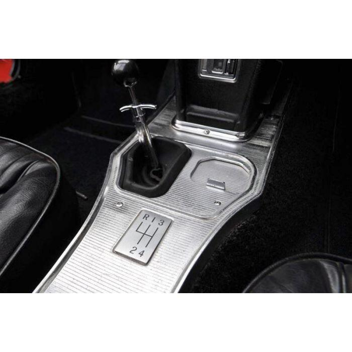 download Corvette Shifter Console Plate Rear With Power Windows workshop manual