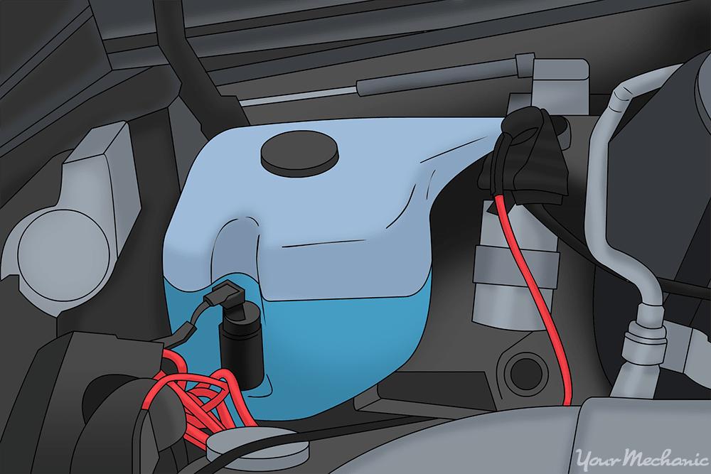 download Corvette Windshield Washer Nozzle Gaskets workshop manual