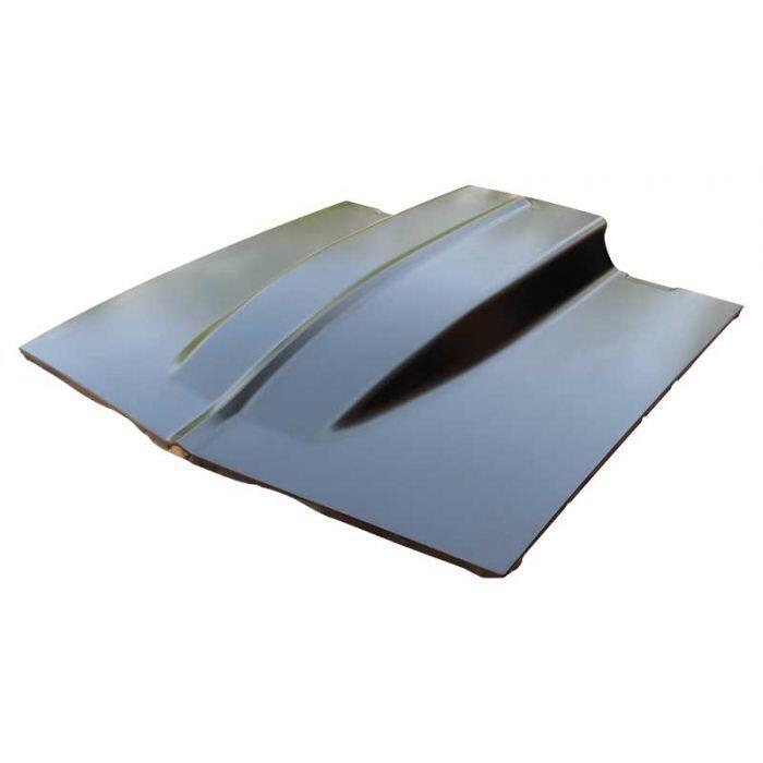 download Cowl Induction Hood 4 Square Corners Steel workshop manual