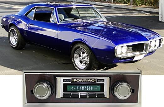 download Custom Autosound AM FM Stereo Radio USA 630 With Walnut Bezel Dash Speaker Cars w AC workshop manual