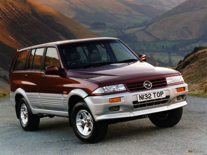 download DAEWOO SSANGYONG TICO able workshop manual