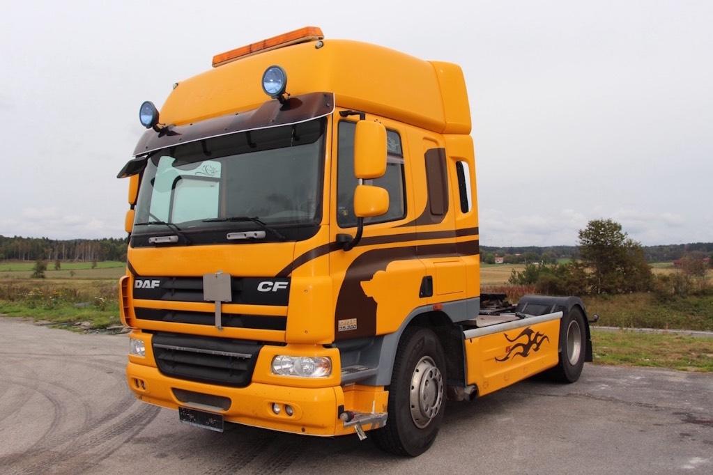 download DAF CF75 Truck workshop manual