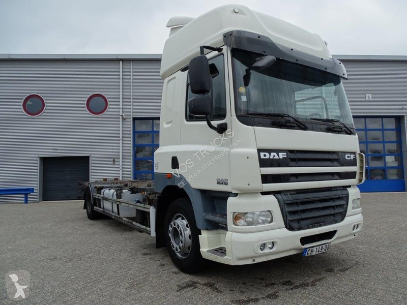 download DAF FA55 Euro I II Truck workshop manual