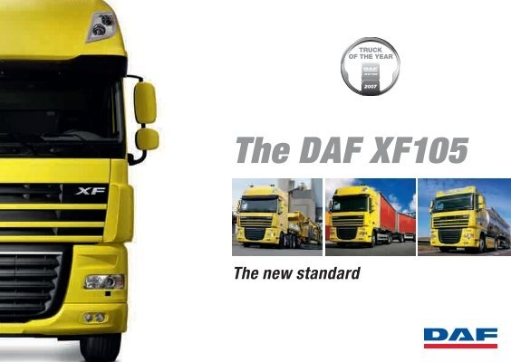 download DAF Truck XF105 COOLING SystemIN able workshop manual