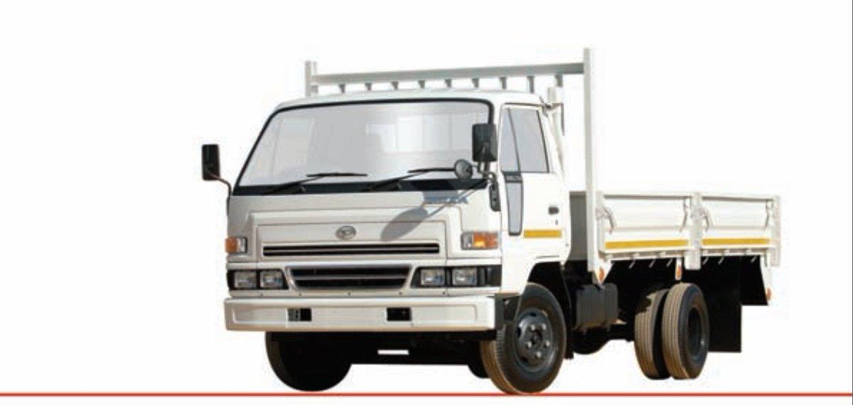 download DAIHATSU DELTA Truck workshop manual