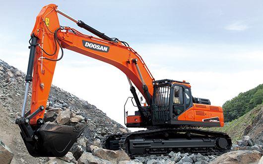 download DOOSAN DAEWOO DX420LC Hydraulic Excavator able workshop manual
