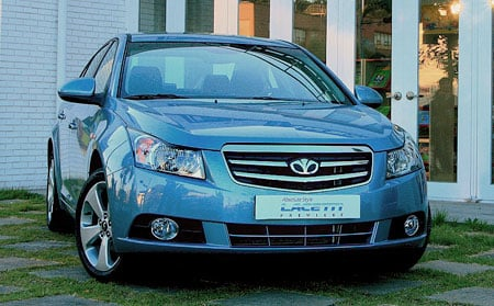 download Daewoo Lacetti able workshop manual