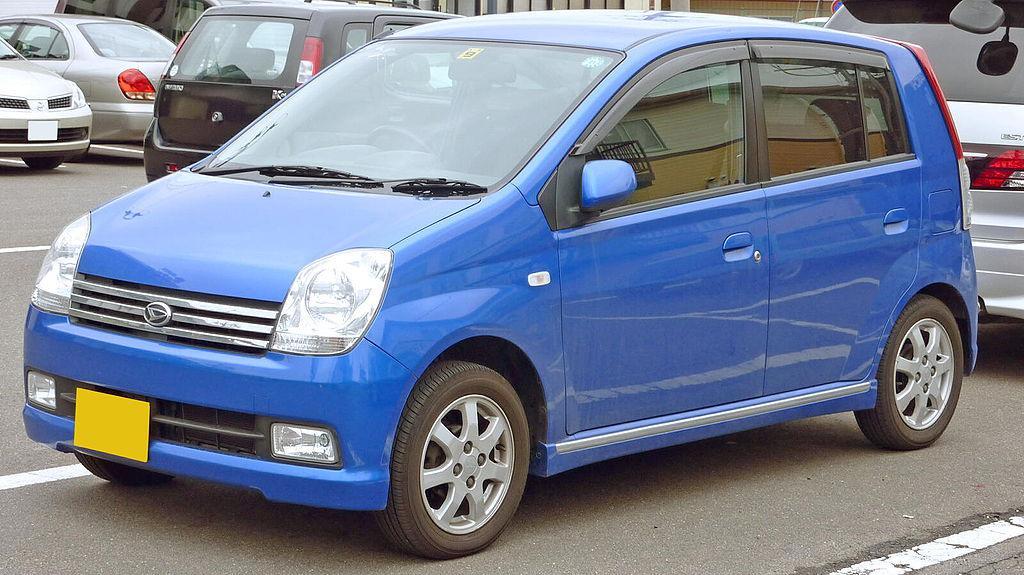 download Daihatsu Cuore Mira L700 L701 workshop manual
