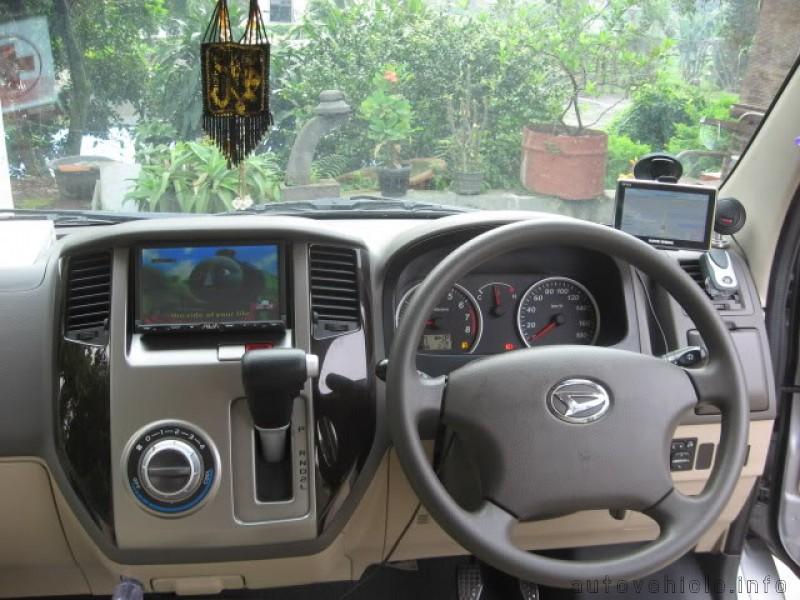 download Daihatsu Luxio workshop manual