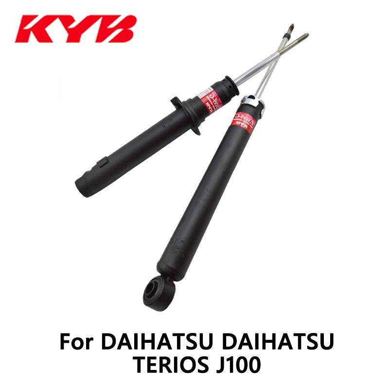 download Daihatsu Terios J100 workshop manual