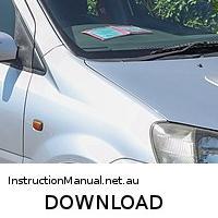 download Daihatsu YRV M201 workshop manual