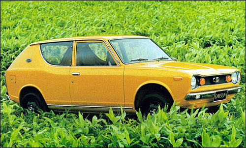 download Datsun 1400 Saloon workshop manual