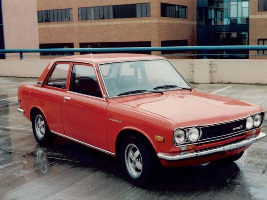 download Datsun 1600 Estate workshop manual