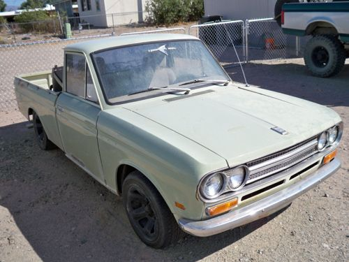 download Datsun 510 PL521 workshop manual