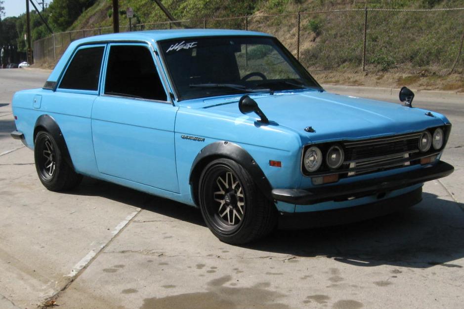 download Datsun 510 Pick Up Range Works workshop manual