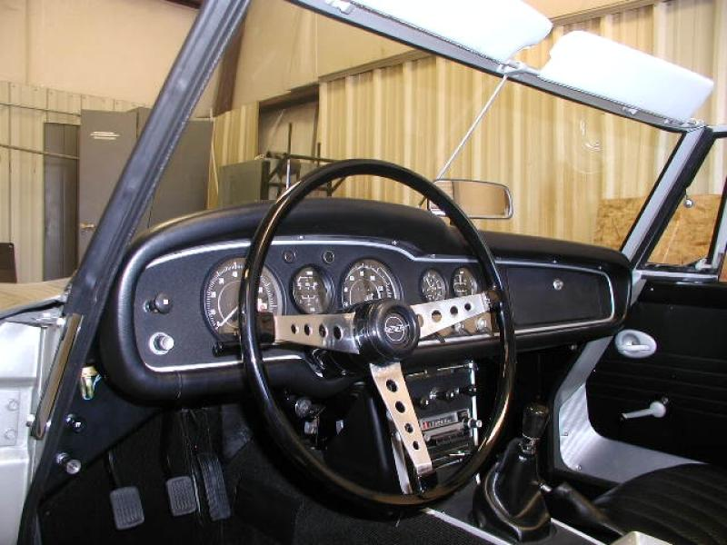 download Datsun Fairlady 1600 workshop manual