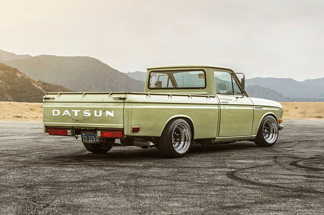 download Datsun PL 521 Pickup workshop manual