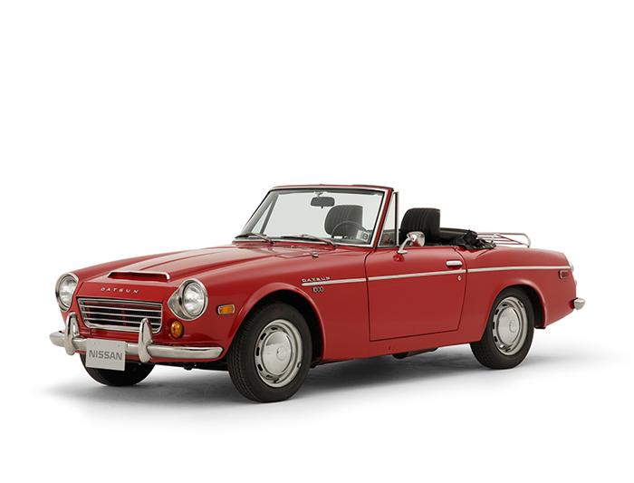 download Datsun Sports 1600 SP311 SPL311 workshop manual
