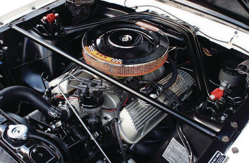 download Decal Kit Hardtop Or Sedan 289 CID AC Galaxie workshop manual