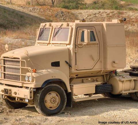 download Detroit FREIGHTLINER Truck M915A3 workshop manual