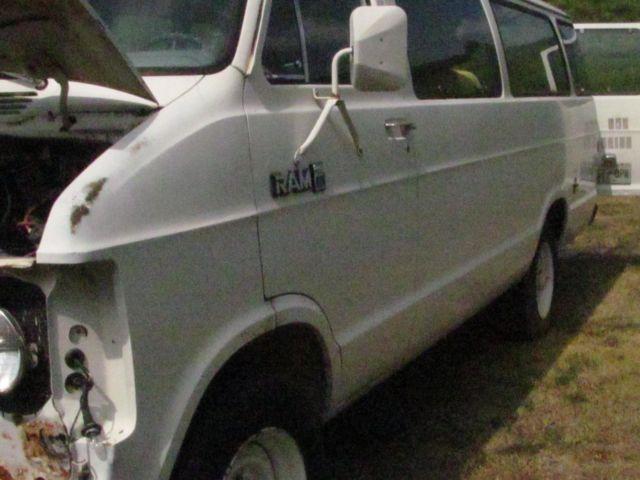 download Dodge B350 workshop manual