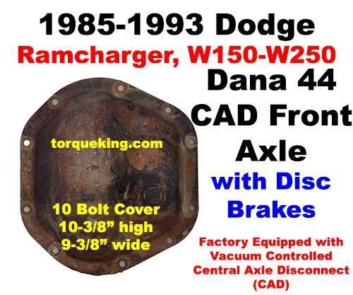 download Dodge D150 Ramcharger workshop manual